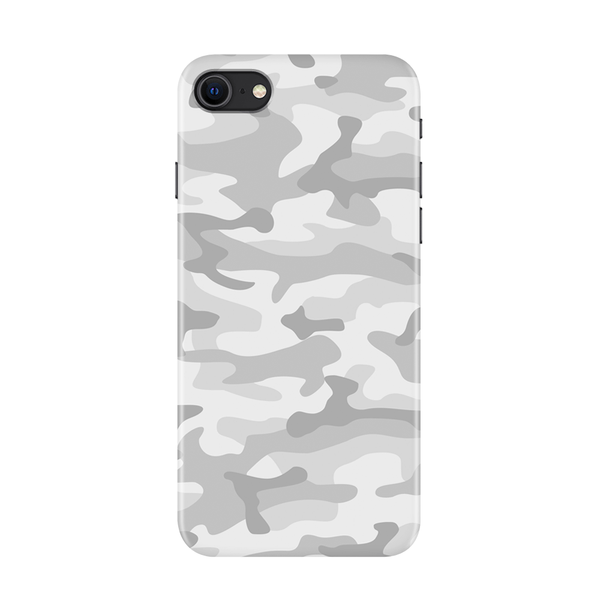 Light Camouflage Case for iPhone SE 2020