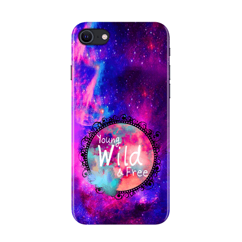 Wild & Free Case for iPhone SE 2020