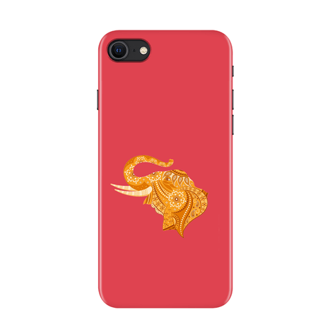 The Great Tusker Case for iPhone SE 2020