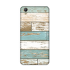 Chipped Wood Case for Oppo A37