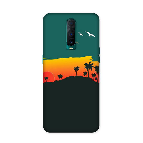 Beach Nights Case for Oppo R17 Pro