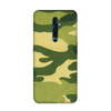 Camouflage Case for Oppo Reno 2F