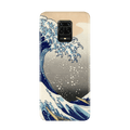 Long Waves Case for Redmi Note 9 Pro