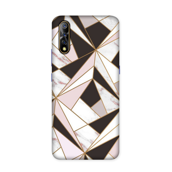 Marble Kukona Case for Vivo S1