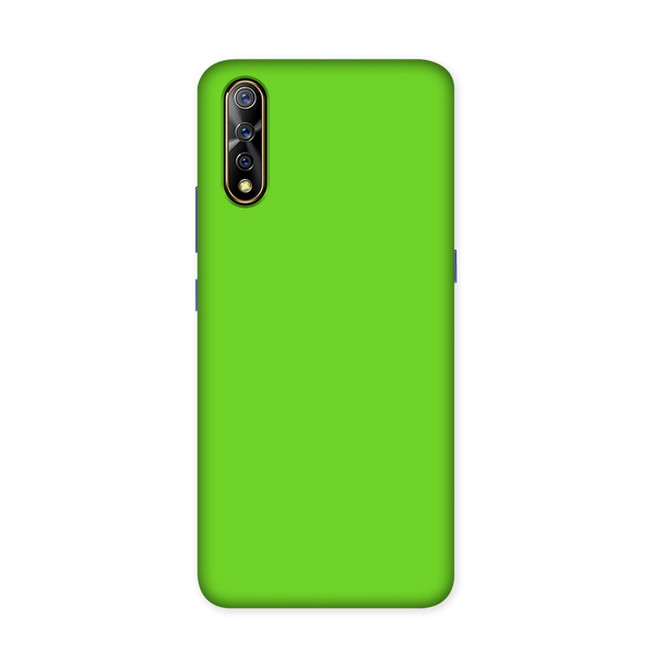 Solid Green Color Case for Vivo S1