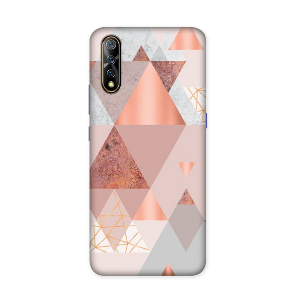 Vicaro Triangles Case for Vivo S1