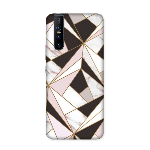 Marble Kukona Case for VIVO V15 Pro