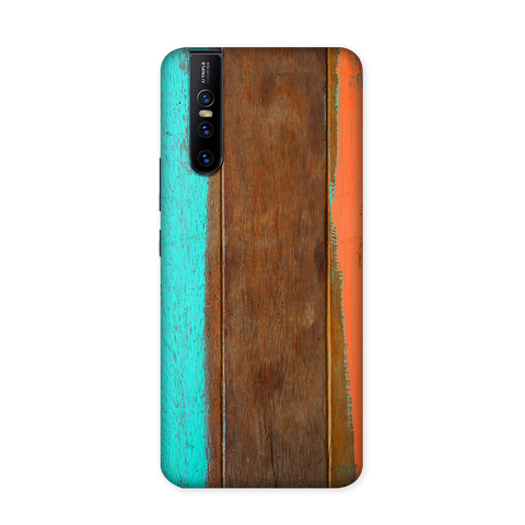 Planks Case for VIVO V15 Pro