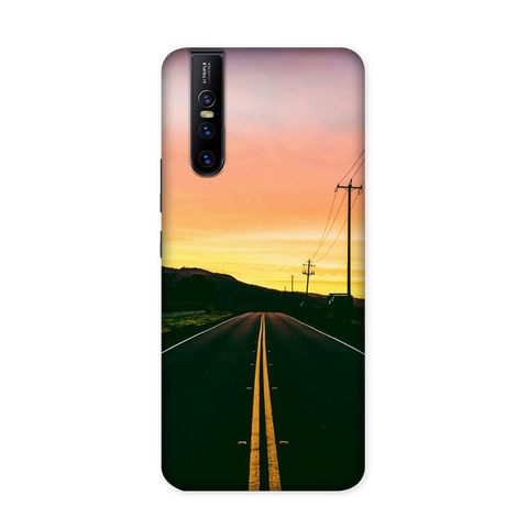 Towards The Sunset Case for VIVO V15 Pro