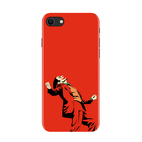 Red Clown Case for iPhone SE 2020