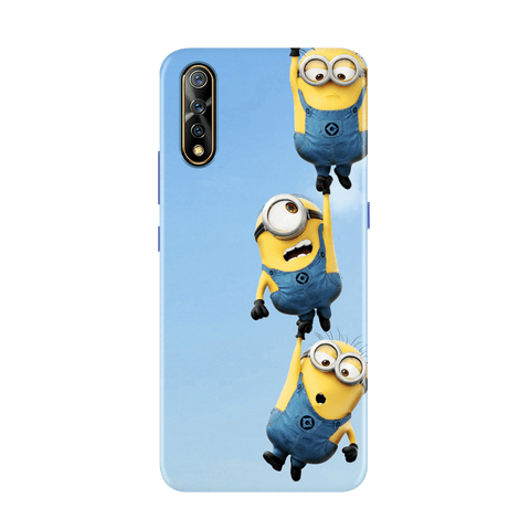 Hanging Minions Case for Vivo S1