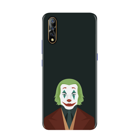 Sad Clown Case for Vivo S1