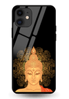 Buddha Glass Case for iPhone 11