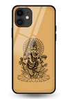 Ganesha Glass Case for iPhone 11