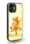 Ganesha Art Glass Case for iPhone 11