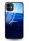 Be Free Glass Case for iPhone 11