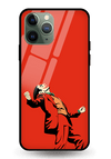 Red Clown Glass Case for iPhone 11 Pro