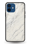 Cenie Marble Glass Case for iPhone 12 Mini
