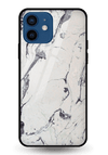 Marble Titlo Glass Case for iPhone 12 Mini