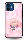Classic Dreamcatcher Glass Case for iPhone 12 Mini