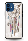 Insignia Dreamcatcher Glass Case for iPhone 12