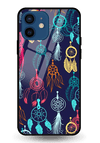 Dreamcatcher Glass Case for iPhone 12 Mini