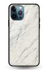 Cenie Marble Glass Case for iPhone 12 Pro