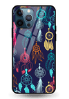 Dreamcatcher Glass Case for iPhone 12 Pro
