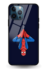 Spidey Glass Case for iPhone 12 Pro