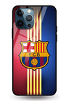 FC Barce Glass Case for iPhone 12 Pro