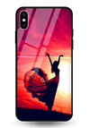 I Am Free Glass Case for iPhone XS
