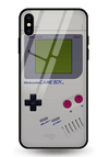Game Boy Glass Case for iPhone XS