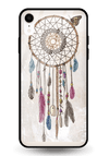 Dreamcatcher Ospora Glass Case for iPhone XR