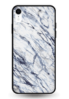 Dime Marble Glass Case for iPhone XR