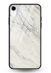 Reeko Marble Glass Case for iPhone XR