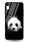 The Panda Glass Case for iPhone XR