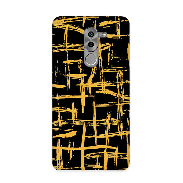 Golden Strokes Case for Honor 6X