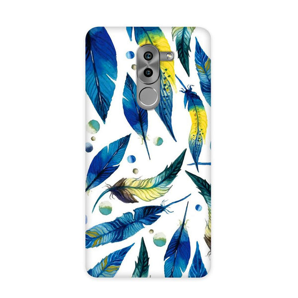 Feather Bluo Case for Honor 6X