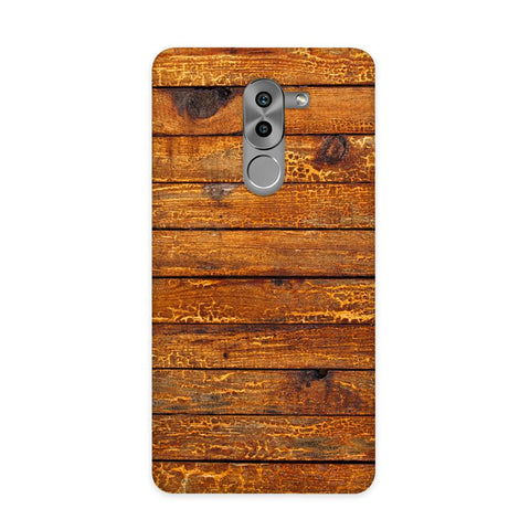 Wooden Vio Texture Case for Honor 6X