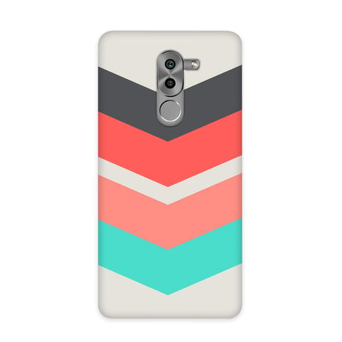 Classy Chevron Case for Honor 6X