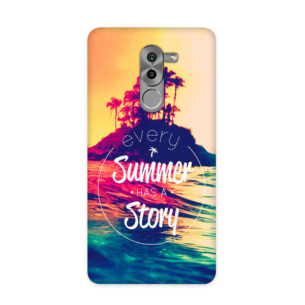 Summer Story Case for Honor 6X