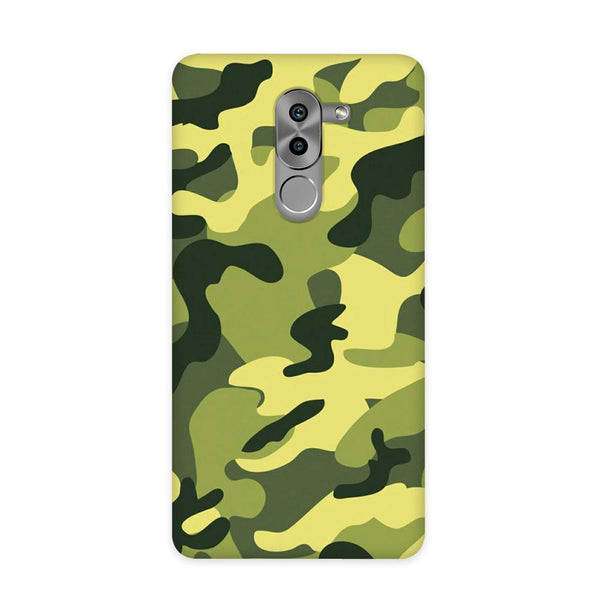 Classic Camouflage Case for Honor 6X