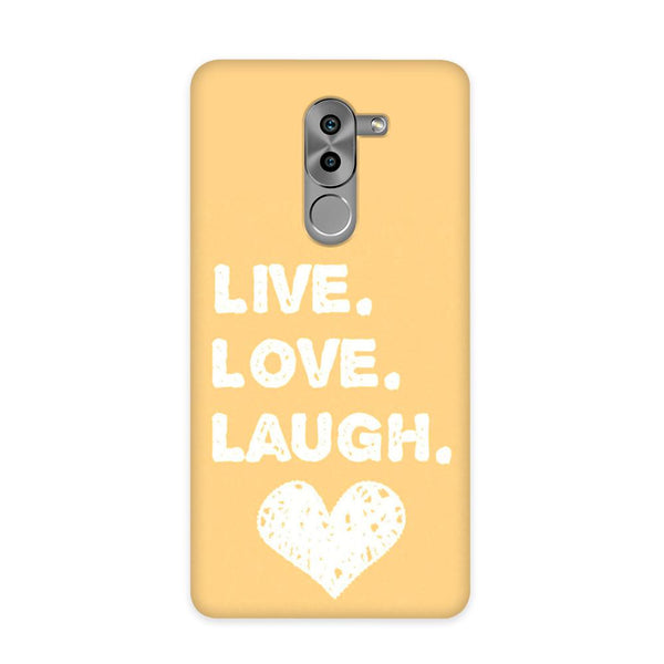 Live Love Laugh Case for Honor 6X