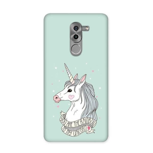 RainBow To Unicorn Case for Honor 6X