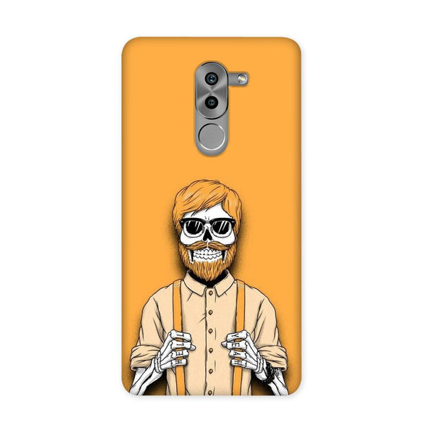Painted Yellow Case for Honor 6X