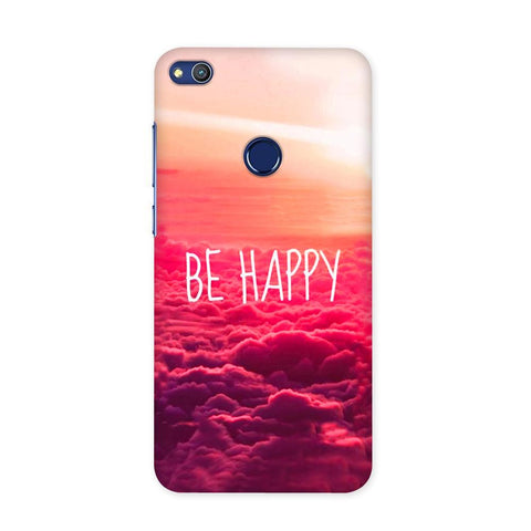 Be Happy Case for Honor 8 Lite