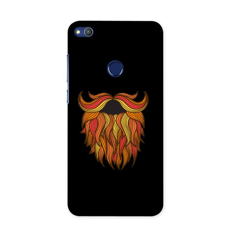 Beard Love Case for Honor 8 Lite