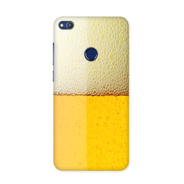 Beer Yellow Case for Honor 8 Lite