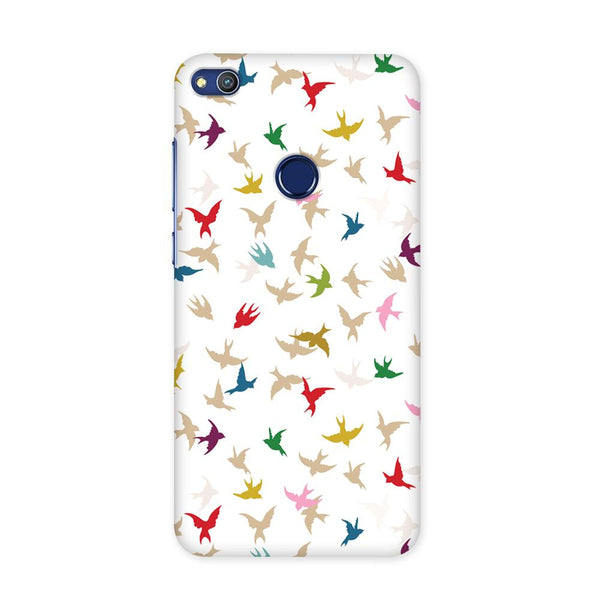 Birds Everywhere Case for Honor 8 Lite