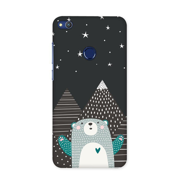 Bear Under The Stars Case for Honor 8 Lite